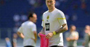 Borussia Dortmunds Kapitän Marco Reus