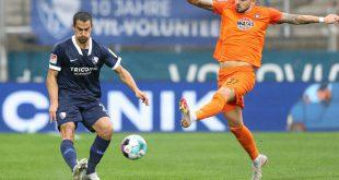 Pascal Testroet (r.) wechselt zum SV Sandhausen