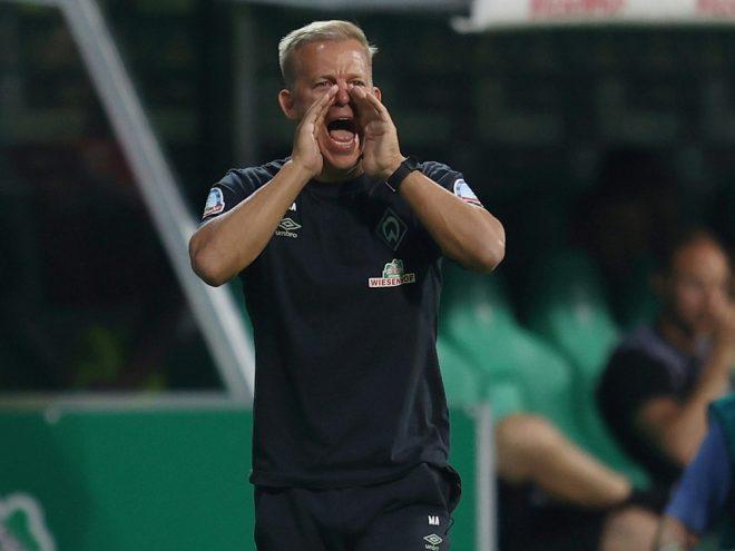 Markus Anfang holt mit Bremen drei wichtige Punkte