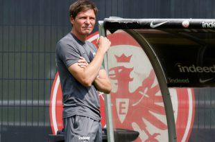 Erneuter Testspiel-Erfolg für Frankfurt und Glasner