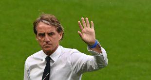 Nimmt deutsche Mannschaft in Schutz: Roberto Mancini