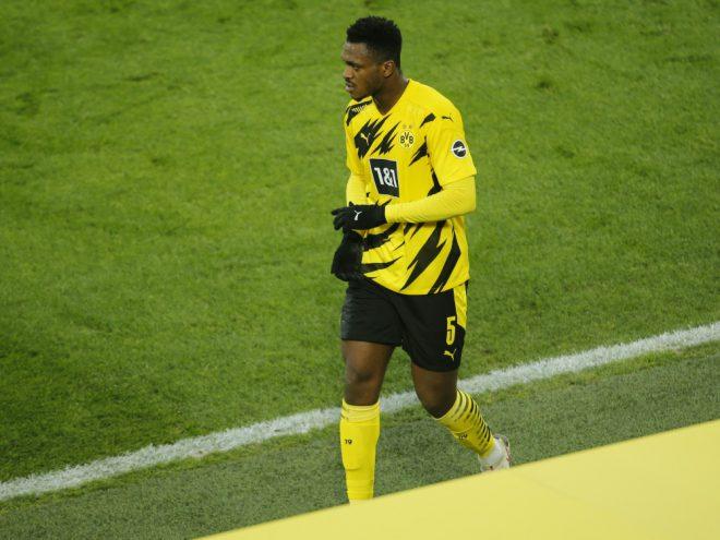 Dortmund muss längere Zeit auf Zagadou verzichten