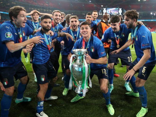 18 Millionen Italiener sehen Erfolg ihrer Mannschaft
