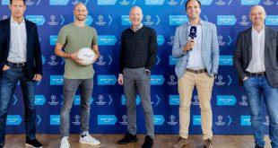 Amazon stellt Experten für die Champions League vor