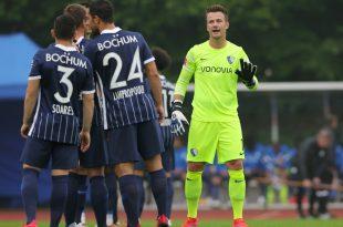 Der VfL Bochum unterliegt Vitesse Arnheim 1:2