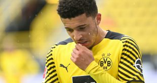 Jadon Sancho wechselt vom BVB zu Manchester United
