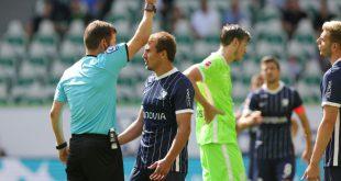 Robert Tesche nach Handspiel für zwei Spiele gesperrt