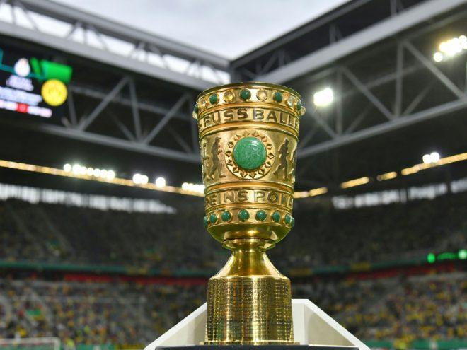 Fußballfans freuen sich auf den DFB-Pokal
