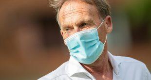 Hans-Joachim Watzke bleibt in Sachen Zuschauer gelassen