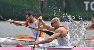 Der zweimalige Kanu-Olympiasieger Ronald Rauhe