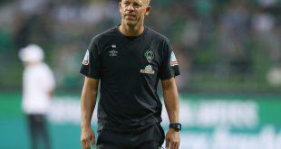Pokal-Pleite für Bremen und Markus Anfang