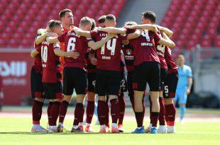 Nürnberg sichert sich den zweiten Saisonsieg