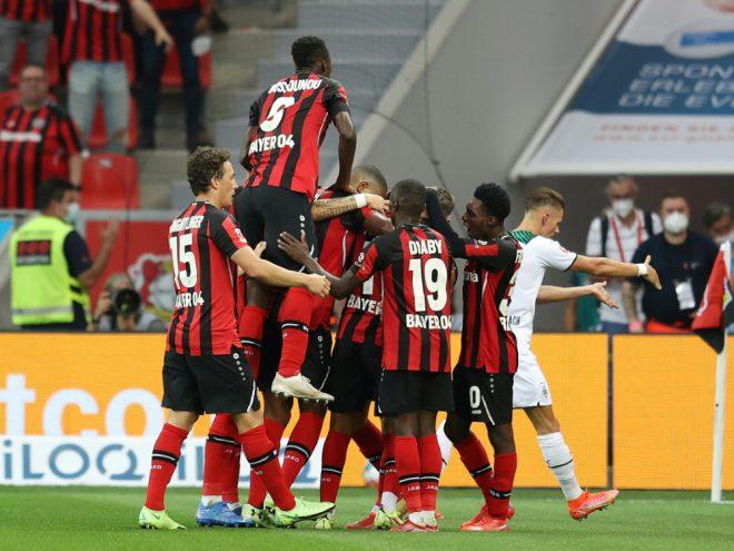 Bayer Leverkusen ist laut bwin klarer Favorit