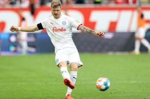 Holstein Kiel spielt unentschieden