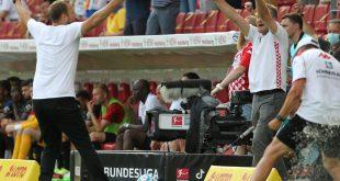 Svensson und seine Mainzer gewinnen gegen die TSG