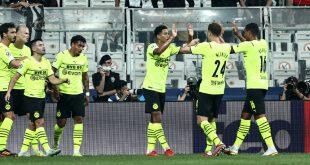 CL: Dortmund feiert Auftaktsieg