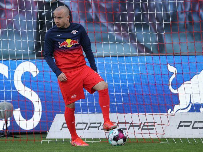 Angelino ist mit Guardiola im Reinen