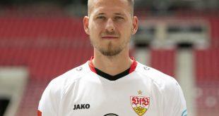 Waldemar Antonfehlt beim Spiel gegen Bayer Leverkusen