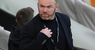 Rooney-Klub Derby County mit wirtschaftlichen Problemen