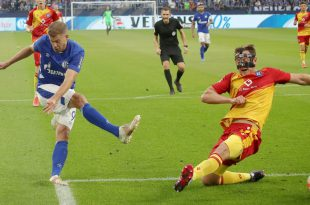 Terrode kann die Schalker Niederlage nicht verhindern