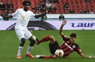 Leverkusen muss vorerst auf Palacios (r.) verzichten