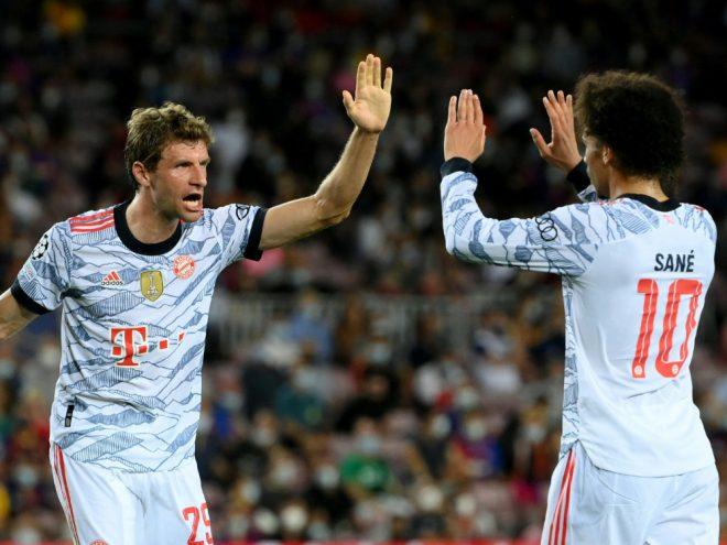 Umfrage: Bayern startet glanzvoll in die CL