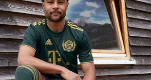 FC Bayern präsentiert das Wiesn-Trikot