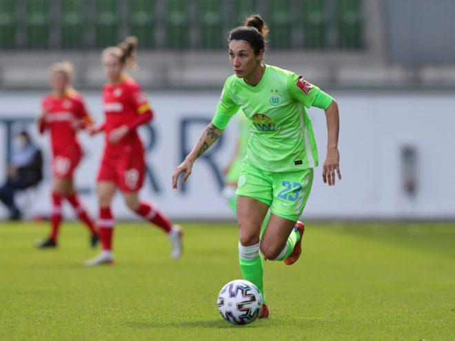 DFB-Frauen: Doorsoun muss verletzungsbedingt abreisen