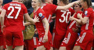 Die Bayern-Frauen gewinen souverän gegen den SC Freiburg