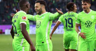 Der Vfl Wolfsburg bleibt Tabellenführer der Bundesliga