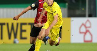 Giovanni Reyna kehrt verletzt zum BVB zurück