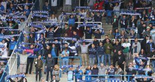 Fußball: Fans wünschen sich mehr Zuschauer in Stadien