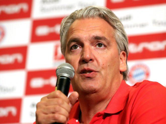 Jörg Wacker war acht Jahre im Vorstand des FC Bayerns