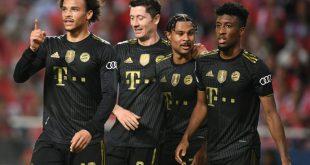 Der FC Bayern ist für die deutschen Fans Titelfavorit