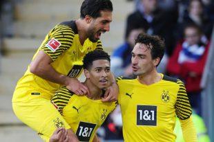 Ungefährdeter Sieg für Borussia Dortmund