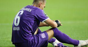 Erziehlte den entscheidenen Treffer zum 2:1: Sven Köhler