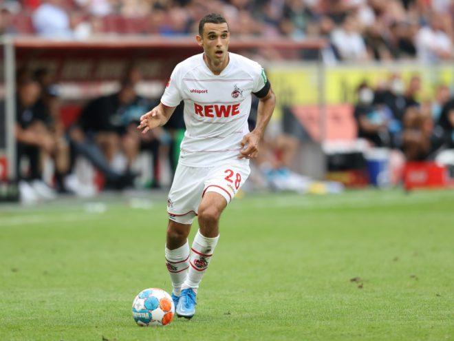Der 1. FC Köln bangt um Ellyes Skhiri