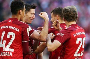 Bayern lässt sich auch nicht von Hoffenheim aufhalten