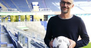 Hagen Schmidt übernimmt das Traineramt in Duisburg