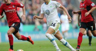 Im DFB-Pokal der Frauen trifft Wolfsburg auf Freiburg