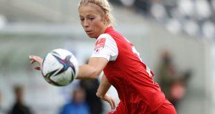 Zwei ganz besondere Qualifikationsspiele für Sharon Beck