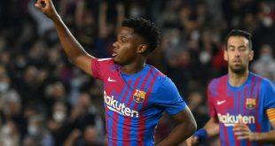 Barcelona dreht Spiel gegen Valencia und gewinnt 3:1