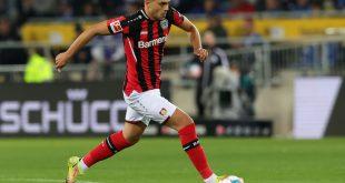 Nadiem Amiri könnte Leverkusen in Sevilla fehlen
