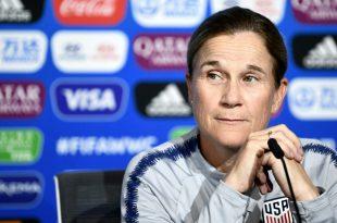 Befürwortet eine Frauen-WM alle zwei Jahre: Jill Ellis