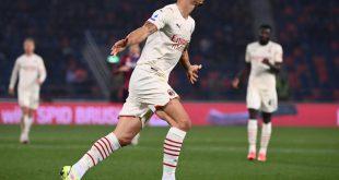 Im Zentrum des Geschehens: Milan-Star Zlatan Ibrahimovic