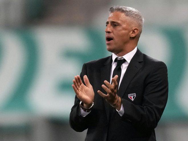 Crespo und Sao Paulo gehen getrennte Wege