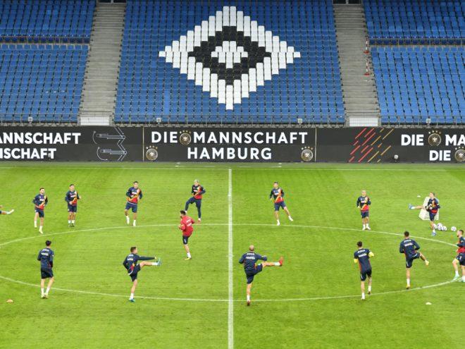 Beim Spiel in Hamburg ließen sich 184 Personen impfen
