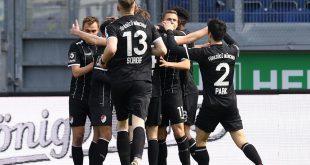 Türkgücü zieht durch den Sieg mit Wiesbaden gleich