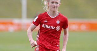 Bayern-Spielerin Lea Schüller schaut gerne BVB-Spiele