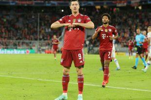 Macht sein 228. Spiel für die Bayern: Robert Lewandowski